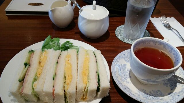 京都で紅茶(GRACE)