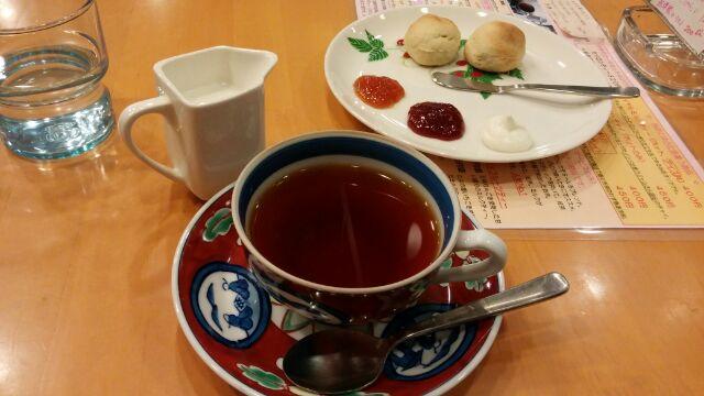広島で紅茶(午前10時午後3時)